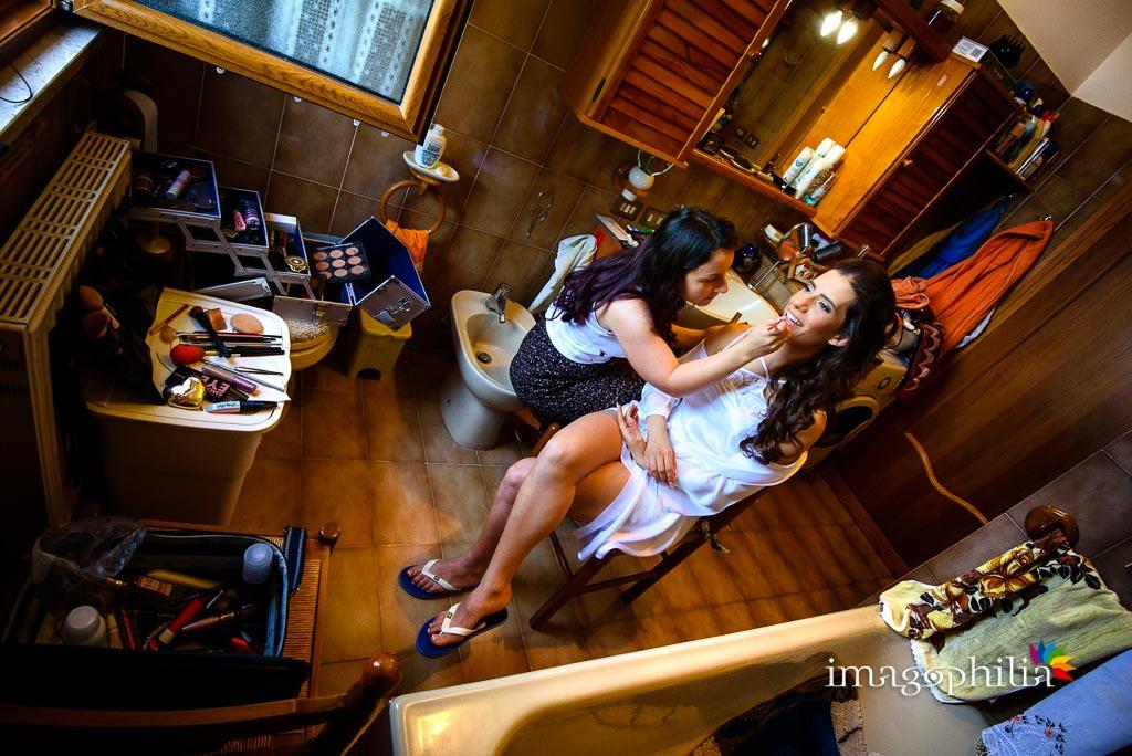 Foto matrimonio ai Castelli Romani