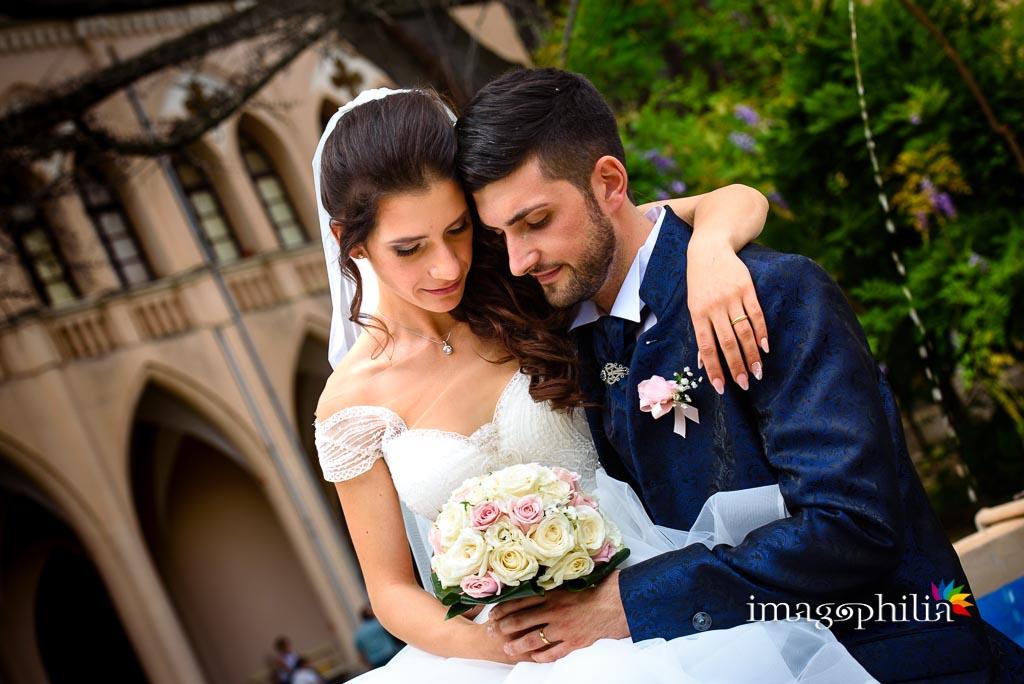 Matrimonio alla Divina Grazia a Grottaferrata (suore francescane)