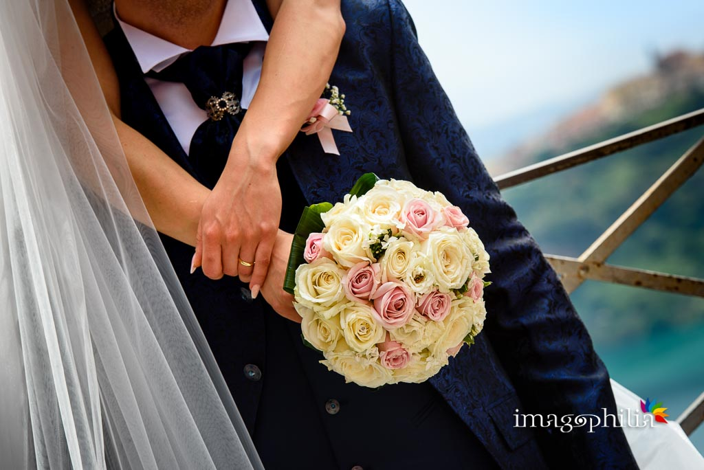 Foto matrimonio a Nemi